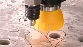 Armadillo Engineering Water Jet Cutting
