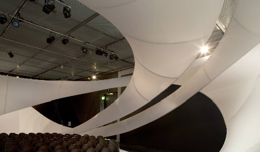 Chamber Music Hall Manchester by Armadillo Engineering