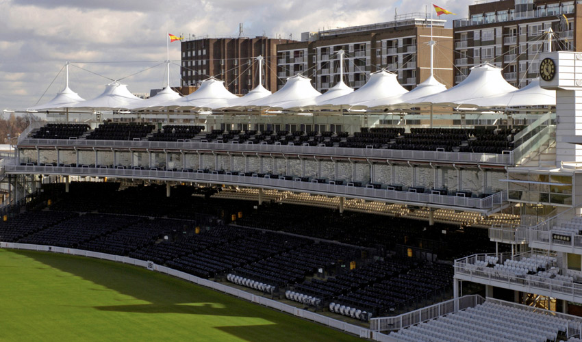Lords Cricket Ground - Mount Stand by Armadillo Engineering